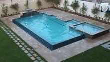 بناء حوض سباحة بأفضل جودة ضمان خاصه 10 سنوات