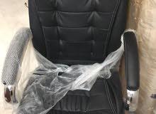 كرسي مستخدم فترة قصيرة