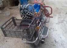 دراجه جالنق ماتور 150 دراجه صلاه النبي شغل وامشي