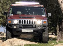 للبيع همر H2 اعفاء او لحاملين الإقامة Hummer H2