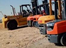 تأجير معدات فوركليفت كرينات  في الرياض