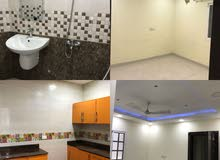 flat for rent in jid ali 3 bedrooms 3 bathrooms kitchen & hall with lift +small balcony
