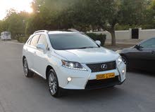 Lexus RX car for sale 2014 in Nizwa city