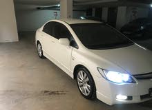 Used condition Honda Civic 2007 with 1 - 9,999 km mileage