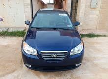 Automatic Purple Hyundai 2008 for sale