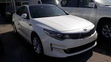 2018 Kia Optima gulf specs low mileage full options under warantee