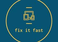 فيكست فاست Fix It Fast