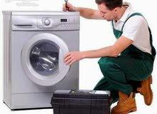 إصلاح غسالات الملابس والصحون