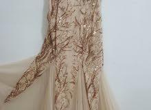 فستان اعراس ومناسبات