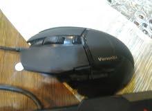 ماوس فينوم x4 مع كيبورد ريد دراغون للبيع