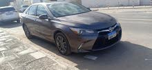 Toyota Camry SE+ 2017 , 0% down payment bank option available