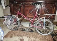 دراجة . وارد من الخارج . للبيع