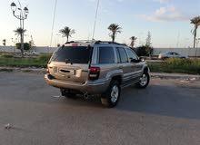 Gasoline Fuel/Power   Jeep Grand Cherokee 2004