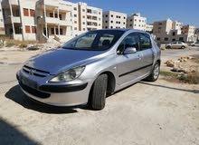 Peugeot 307 car for sale 2004 in Irbid city