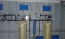 اجهزة محطة تنقية مياه