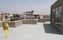 شقه طابق اخير مع روف للبيع في الاردن - عمان - خلدا مساحتها 370 م