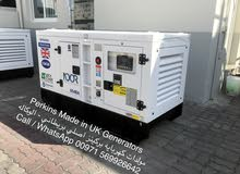 15KVA Perkins made in UK Generators