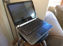 laptop  hp -core i5 - 4th gen - 12 inch screen