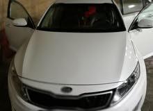 Kia Optima 2014 For sale - White color