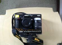 كاميرا تصوير  نيكون 3300