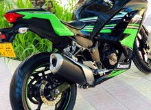 Used Kawasaki of mileage  km for sale