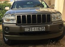Gold Jeep Grand Cherokee 2006 for sale