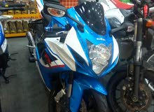 suzuki gsx r600 2011