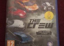 ps4 THE CREW لعبة سياراة