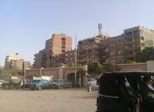عماره للبيع على شارع 6 اكتوبر عين شمس 170م