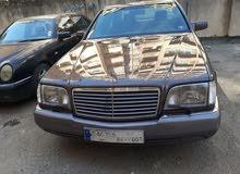 شبح ميرسيدس اس 500 موديل 1991
