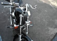 دراجه ستدد هارلي2012 محرك 400