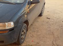 Automatic Black Daewoo 2002 for sale