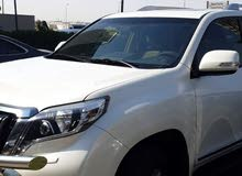 Toyota LandCruiser Prado 2016 very clean