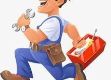 خدمات صيانة سيارات كهرباء وميكانيكا متجول