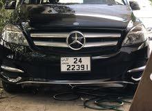 Automatic Black Mercedes Benz 2014 for sale