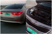 Kia Optima 2015 For sale - Grey color