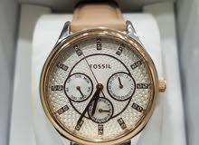 ساعة فوسيل رجالية ونسائية fossil