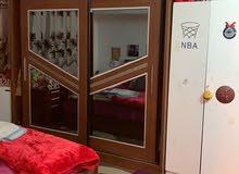 غرفة نوم تركية ناز قديمة 6 قطع يرادله شوي تعديل بسيط رايديهه 500 الف