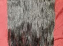 خصلتين شعر طبيعي للبيع