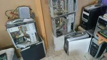 مجموعة اجهزة كمبيوتر ثابت مستعملة