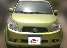 تيريوس 2007 للبيع كاش او تقسيط مباشر لمعرض ( فتحي موتورز )