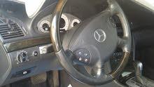Gasoline Fuel/Power   Mercedes Benz E500 2003