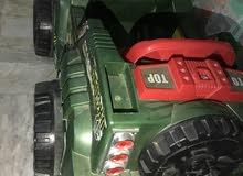 سيارة أدجيب متوسطه الحجم كهربائية  بشحن مستعملة أستعمال بسيط جدا