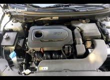 سوناتا 2015 للبيع 4 سلندر مطلوب 3000