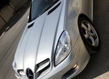 Gasoline Fuel/Power   Mercedes Benz SLK 200 2005