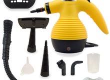 جهاز تعقيم و تنظيف بالبخار بقدره 1000واط اصلى جديد بالعلبهSteam Cleaner