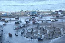 شقة للبيع في محمد نجيب (سيدي بشر) على البحر