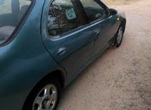 Manual Green Nissan 1995 for sale