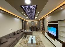 شقة مفروش للايجار بمنطقه الحصرى - 6 اكتوبر