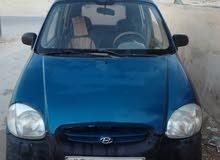 Manual Blue Hyundai 1999 for sale